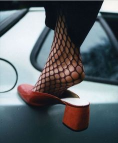 Fishnets and Mules