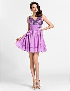 f9d9eafe1 10 mejores imágenes de vestidos de noche en color lila