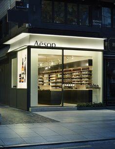 Aesop Garosu-Gil : WISE Architecture