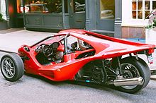 Sources close to Nicki tell says, the American Idols judge got Lil Wayne a Campagna T-Rex a two-seater motorcycle-car hybrid that's ultra-lightweight at pounds, and a FAST attitude… 3 Wheel Motorcycle, Motorcycle Gear, T Rex Google, American Idol Judges, Lil Wayne, Sidecar, Automotive Design, Sport Cars, Custom Cars
