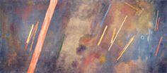Ronnie Landfield  File: For William Blake .jpg
