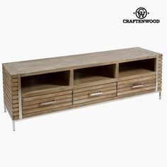If you want to add a touch of originality to your home, you will do so with Television stand Teak drawers) x 45 x 51 cm) by Craftenwood. Serving Trolley, Wood Prices, Television Stands, Tv Furniture, Home Tv, Small Tables, Drawers, The Originals, Furnitures