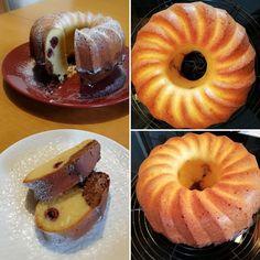 saftiger Gugelhupf mit Weichseln/Kirschen ,Vanillegeschmack und Schokolade,was will man mehr 😋