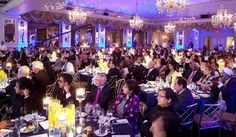Guests at Second Annual Light of India Awards at the Taj Pierre Hotel. Photo: www.michaeltoolan.com.