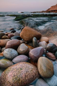 Cove Bay Scotland by Landscape Photography Magazine Beach Photography, Landscape Photography, Nature Photography, Photography Magazine, Inspiring Photography, Photography Tips, Portrait Photography, Beach Rocks, Beach Stones