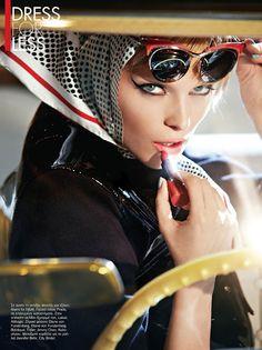 Anastasia Perraki Vogue Hellas