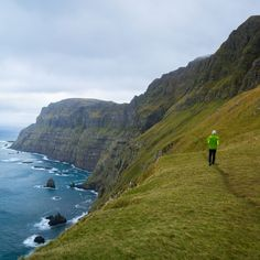 Explore these four places topping our bucket list at Artifact Uprising. Join us alongside 4 globetrotters as we take in beauty truly larger than life. What The World, I Want To Know, I Want To Travel, Faroe Islands, Travel Destinations, Art Photography, Trail, Hiking, In This Moment