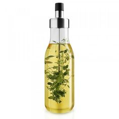 Buy Eva Solo: Myflavour Oil Carafe online and save! What completes your salads and your favourite dishes? Freshly plucked thyme and rosemary from the garden, lemon or chilli? Sweet-and-sour vinaigrette .
