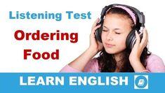Multiple-Choice Test 3 - English Listening Practice and Quiz - EA Learning English Listening Test, Reading Test, Listening Skills, English Lessons, Learn English, Short Conversation, Test Exam, Improve Your English, English Reading