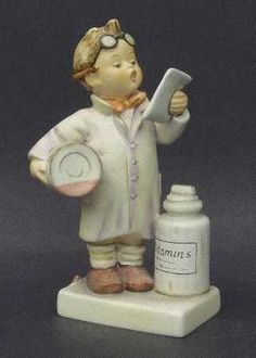 Hummel Little Pharmacist