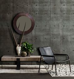 As South Africa's leading furniture and homeware store, our aesthetic is about combining Scandinavian-inspired design with the textures of nature. Wabi Sabi, Interior Architecture, Interior And Exterior, Living Room Decor On A Budget, African Interior, Weylandts, Interior Styling, Interior Design, Front Rooms