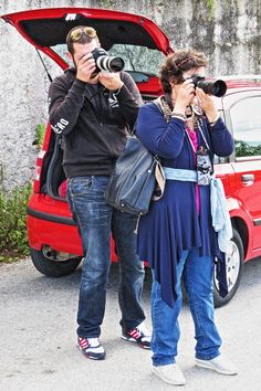 Marche, Italy - Photographers at work by Gianni Del Bufalo bygdb   Attribution-ShareAlike 2.0 Generic (CC BY-SA 2.0) इटली  意大利 Italujo イタリア Италия איטאליע إيطاليا