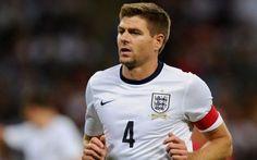 Il video dove Gerrard comunica la sua decisione di lasciare la nazionale inglese #gerrard #inghilterra #ritiro