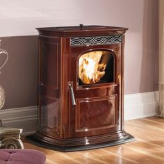 The Harman Accentra Pellet Stove is a high performance pellet stove with beautiful, traditional cast iron styling. The Accentra is state-of-the-art in every way.
