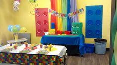 Jump2It:  Lego themed birthday party