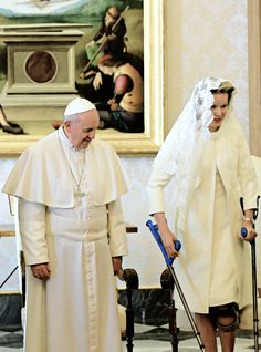 King Philippe and Queen Mathilde visit Vatican