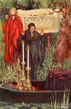 L'art magique: Eleanor Fortescue-Brickdale (1872-1945)