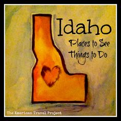 Idaho with kids - Places to See & Things to Do! Lots of ideas for an Idaho family trip!