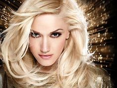 Gwen Stefani. A super-cool singer. I LOVE her music.