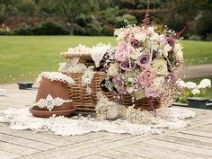 Vintage wedding inspiration Charlotte Rose (8)