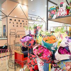 マルニ世界初のカフェがオープンコンスエロも来日次は東京に