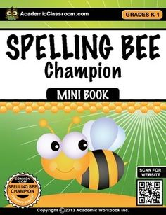 Updated 2/16/15 3:30 amUpdated October 18, 2014 8:25 pmUploaded July 13, 2014 8:30 pmSpelling Bee Champion Word Finder!Help Confused John find each of the words, hidden in the search box.* Say the word for each picture. Write the beginning sound. Use the letters: B,G,D,M & H* IF YOU LIKE THIS PRODUCT, YOU MAY ALSO ENJOY OUR OTHER PRODUCTS:* Choose any word then write your own sentenceGET SPECIAL ANNOUNCEMENTS: CONNECT WITH ME!My Twitter PageMy Facebook PageMy Pinterest Product Board