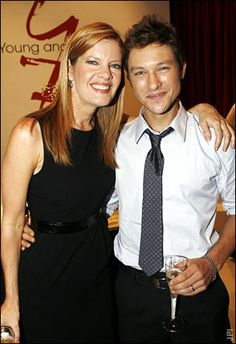 Phyllis & her son Daniel - The Young and the Restless Photo - Fanpop Chelsea And Adam, Frederick Forsyth, Michelle Stafford, Roberta Flack, Number One Song, Soap Opera Stars, Best Soap, Bold And The Beautiful, Young And The Restless