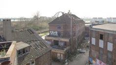 Nebengebäude vom Dach aus