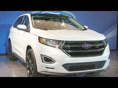 Ford Edge Sport  Ford Edge Ultimate Garage Automobile Industry Luxury Cars