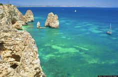 Ponta Da Piedade Could Very Well Be The Most Beautiful Beach On Earth