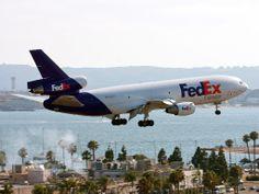 FedEx Express - Boeing MD-10-10F - SAN
