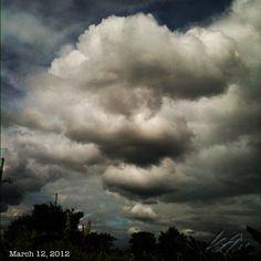 曇りなフィリピン #sky #cloud #philippines #空 #雲