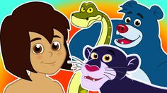 The Jungle Book | Fairy Tales Bedtime Stories 9 | Fairy Stories and Song...