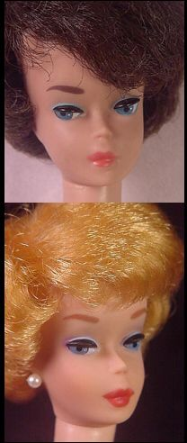 1961 barbie.. wow i had one exactly like the red head. if i only knw to hold onto it, huh