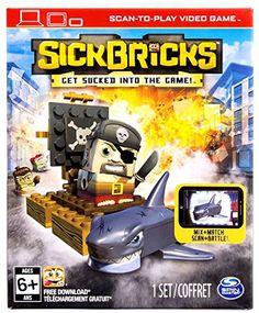 Sick Bricks Captain Blockbeard vs Geatbite Shark Character Pack Sick Bricks http://www.amazon.com/dp/B00U06VOOK/ref=cm_sw_r_pi_dp_t7X5vb0VYEAB7