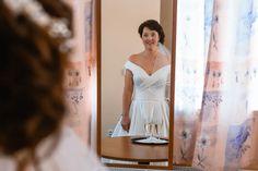 Lucie + Láďa - Couple Memory One Shoulder Wedding Dress, Memories, Couples, Wedding Dresses, Fashion, Memoirs, Bride Dresses, Moda, Souvenirs