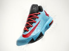 Nike KD 6 N7 - Officially Unveiled Adidas Shoes Outlet, Nike Shoes Cheap, Nike Free Shoes, Cheap Nike, Kd Shoes, Sock Shoes, Shoes Sneakers, Footwear Shoes, Nike N7