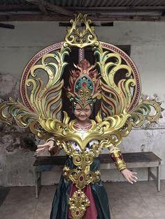 Cosplay Wings, Aztec Culture, Future Fashion, Digimon, Lapis Lazuli, Fashion Art, Carnival, Floral Design, Aqua