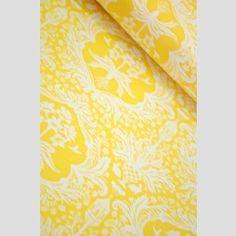 Sunflower garden damask - flora - Lauren & Jessi Jung for Moda.
