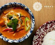 Thai Butternut Squash Red Curry