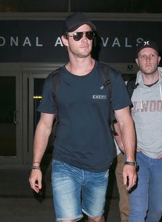 Chris Hemsworth's