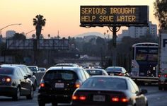 California's Liquid Gold: Drought Time Water Prices