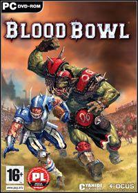 Blood Bowl (PC) okładka