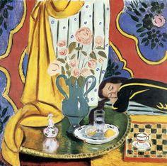 Henri Matisse Art Poster Yellow Harmony http://cgi.ebay.com/ws/eBayISAPI.dll?ViewItem=1=250933402422