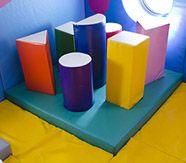 Geometric Jungle - Soft Play Structure