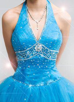 short turquoise prom dresses