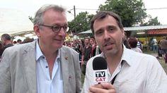 ►Argelès : Pierre Laurent pour les 80 ans de la Fête du Travailleur Cata...