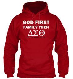 Limited Edition - God Family Delta Shirt