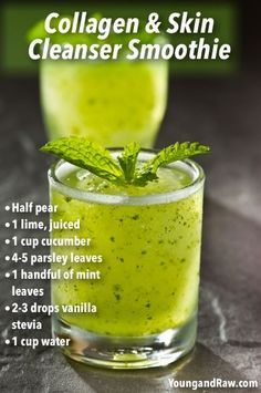 Skin and Collagen Cleanser Smoothie