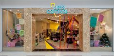 Pets Carnival store by rptecture architects, Melbourne Australia pet shop Boutique Interior, Pet Boutique, Petshop Store, Design Blog, Store Design, Logo Design, Carnival Store, Mixing Primary Colors, Pet Cafe